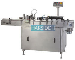 Single Side Flat Self Adhesive Sticker Labeling Machine