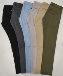 Plain Cotton Pant