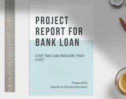 Online Industrial Project Reports For Bank Loans, Pan India