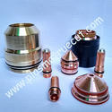Hypertherm Torch Assembly Parts