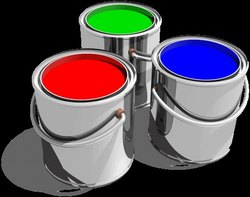 Industrial Epoxy Finish Paint, Packaging Size: 2 L, Liquid