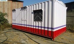 Furnished Site Office Cabins