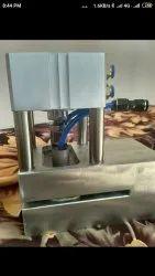 PLASTIC BAG HOLE PUNCH MACHINE