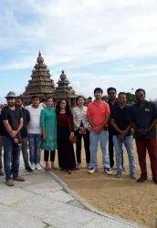 Tourist Guide Services Chennai, English