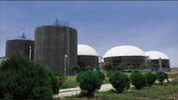 Bio Gas Tanks