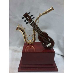 Beautiful Wooden Musical Trophy