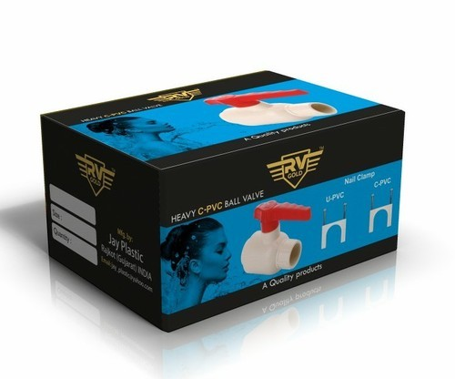 RV Gold Pure CPVC Ball Valve