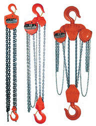 Chain Pulley Block - Manual Hoist