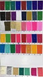 Dupion Silk Dyed Plain Fabric