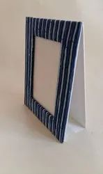 Handmade Paper Photo Frame, For Gift, Size: 6x4 And 7x5
