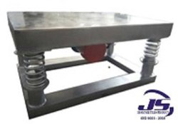 Concrete Cube Vibro-Forming Table