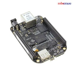 Beaglebone Black Rev c With 4gb Flash Memory-REV C BBB01-SC-505 - Robocraze