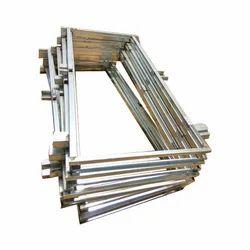Silver GI Door Frame