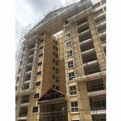 Industrial Panel Build Flats Construction Service