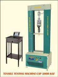 Double Pillar Tensile Testing Machine Cap - 5000 Kgf