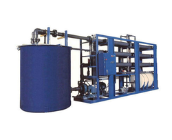 Automatic Stainless Steel Microfiltration (MF) System