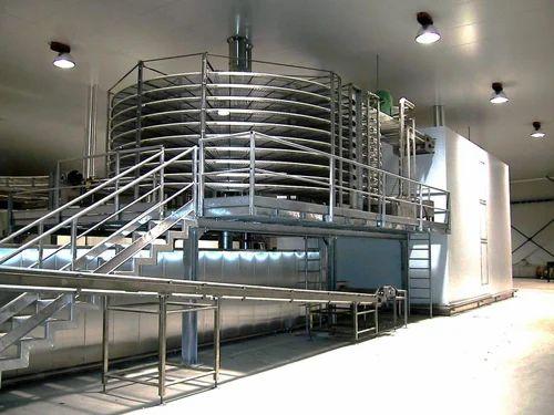 Drum Spiral Conveyor