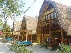 Bamboo House Builders Goa
