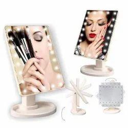 Natural Daylight Illuminated Mirror For Makeup