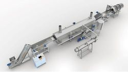 Fully Automatic Mini Potato Chips Line