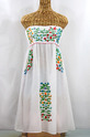 Mexican Embroidery Dress