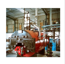 High Temperature Steam Boiler