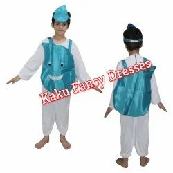 Kids Water Drop Fancy Dress Costume