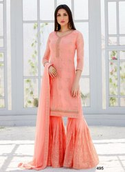 Eid Special Party Wear Sharara Suits