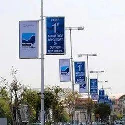 Pole Kiosks Advertising Solutions