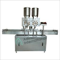 Automatic Liquid Syrup Filling Machine