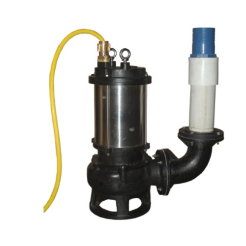 5-20 hp Automatic Submersible Sewage Pump, Speed: 2880 RPM