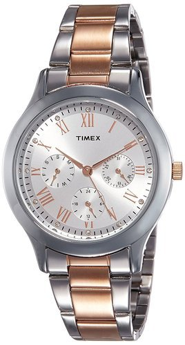 8cd2294bf12 Timex Analog Silver Dial Women s Watch at Rs 3845  piece