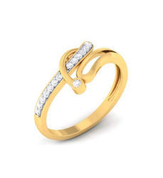 Women S Tanishq Diamond Engagement Ring Rs 14235 Piece Cdl