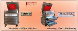 Letterpress Photopolymer Printing Plates Machine