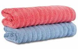 Cozier Multicolor 100% cotton terry towels, 550-650 GSM, Size: 75 X 140 Cms