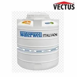 Waterwell Italian Water Storage Tank 550 - 10000 Ltr