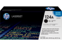 124A HP Black Original LaserJet Toner Cartridge