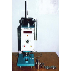 Gurley Type Smoothness and Porosity Tester