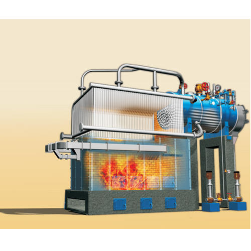SS Automatic Low Pressure Steam Boiler, 500-1000, Rs 300000 /unit ...