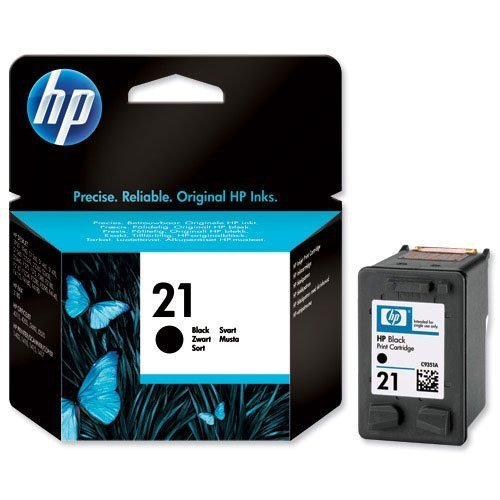 HP 21 Inkjet Cartridge