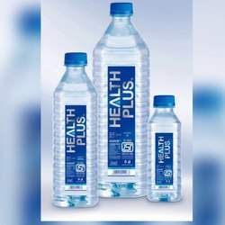 Health Plus 2 Litre Packaged Drinking Water, Packaging Size: 1Litre