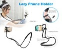 Lazy Mobile Holder, Natation Cell Phone Holder -flexible Adjustable Diy Hands-free 360 Rotable Mount