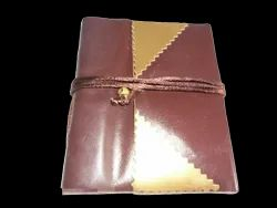 Leather Bound Writing Journal Notebook