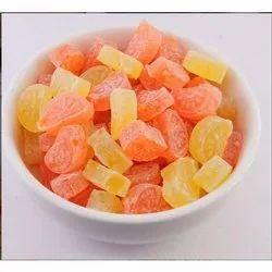 Pahel Orange Lemon Candy, Packaging Type: Plastic Packet