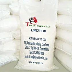 Industrial Linezolid Powder, Packaging Type: Bag