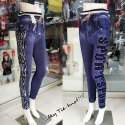 Ladies Printed Jeggings