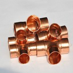 Plumbing Copper Fittings, Size: 2-3 inch