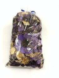 Manipura Ayurveda Blue Potpourri Product, Packaging Size: 100gm, Packaging Type: Plastic Pouch