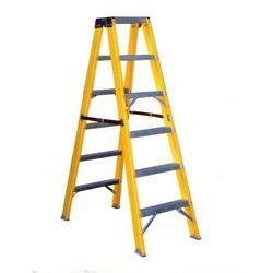 Fiberglass Step Trestle Ladder