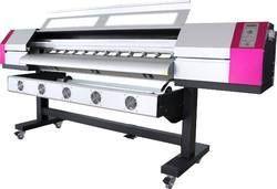 Radium Vinyl Sticker Printing Machine
